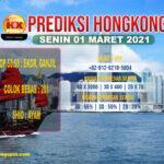 PREDIKSI HONGKONG  SENIN 01 MARET 2021