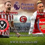 Prediksi Bola Sheffield United vs Arsenal 12 April 2021