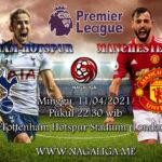 Prediksi Bola Tottenham Hotspur vs Manchester United 11 April 2021