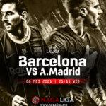 Jadwal Live Streaming Barcelona vs Atletico Madrid