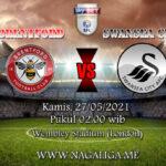 Prediksi Bola Brentford vs Swansea City 29 Mei 2021