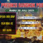 PREDIKSI BANGKOK RABU 28 JULI 2021