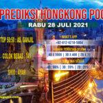 PREDIKSI HONGKONG RABU 28 JULI 2021