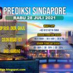 PREDIKSI SINGAPORE RABU 28 JULI 2021