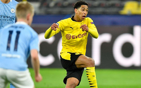 Borussia Dortmund Pagari Jude Bellingham
